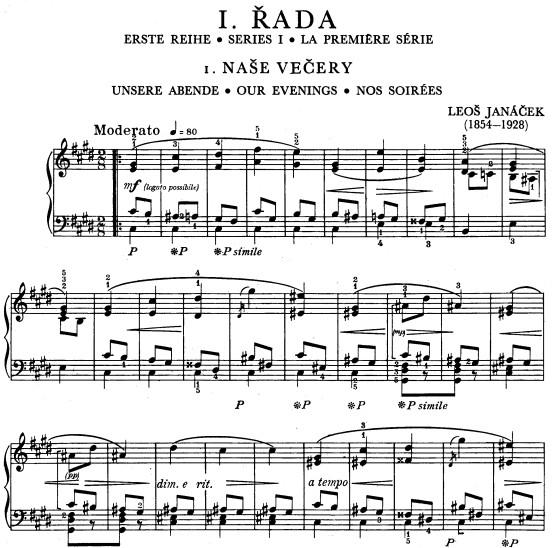 d大调小毛驴钢琴曲谱-荒草蔓延的小径钢琴谱 On an Overgrown Path